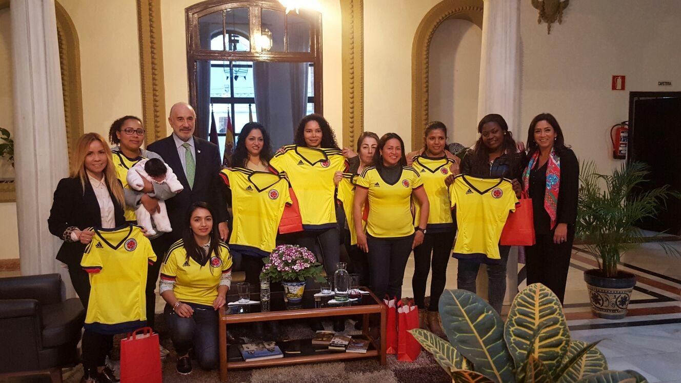 Consulado de colombia en sevilla - Herreros en sevilla ...