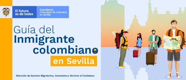 Guía del inmigrante colombiano en Sevilla